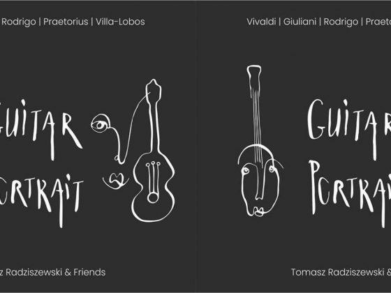 płyta CD Tomasz Radziszewski & Friends Guitar Portrait
