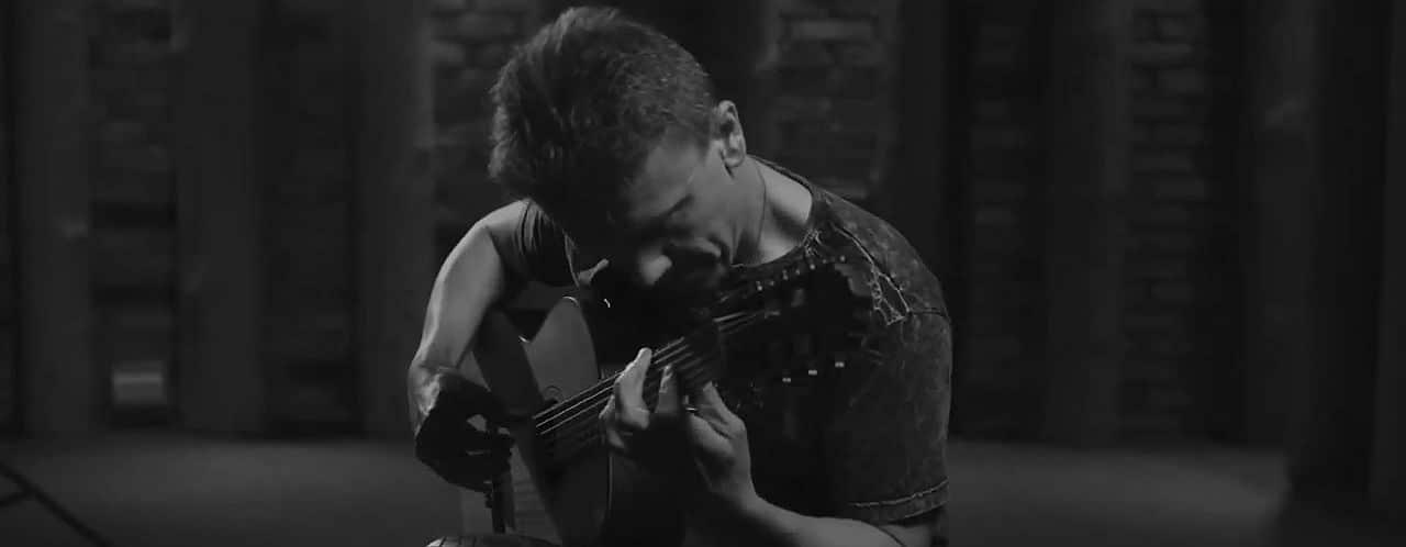 Bartłomiej Marusik – Lonely Rider – kompozycja na gitarę solo (wideo)